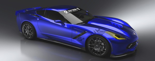 Chevrolet Corvette Stingray Gran Turismo concept cars