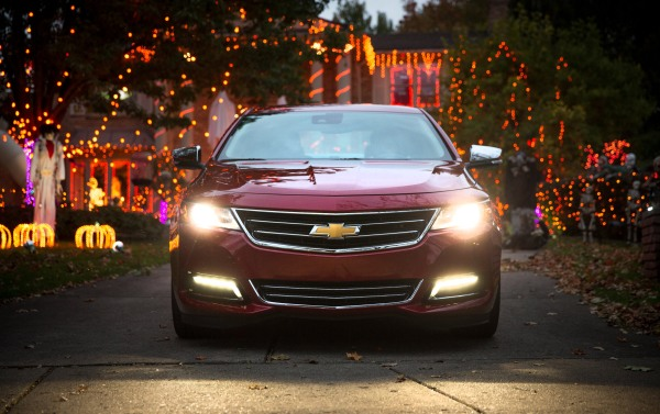 2014 Chevrolet Impala Headlamps